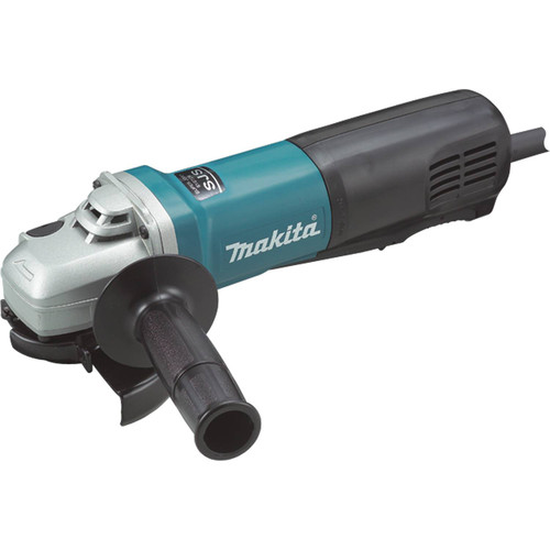 Makita 9564P 4-1/2 in. 10 Amp Paddle Switch AC/DC Angle Grinder