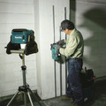 Makita DML811 18V LXT Lithium-Ion LED Cordless/ Corded Work Light (Tool Only) image number 11