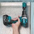 Makita XPH12T 18V LXT Lithium-Ion Compact Brushless 1/2 in. Cordless Hammer Drill Driver Kit (5 Ah) image number 5
