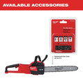 Milwaukee 2727-20 M18 FUEL 16 in. Chainsaw (Tool Only) image number 5