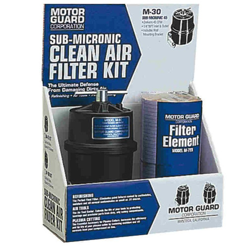 Motor Guard 00241 Sub-Micronic Compressed Air Filter Kit image number 0