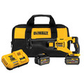 Dewalt DCS388T2 FlexVolt 60V MAX Cordless Lithium-Ion Reciprocating Saw Kit with Batteries