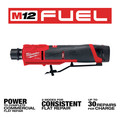 Milwaukee 2459-22 M12 FUEL Brushless Lithium-Ion Cordless 2-Tool Commercial Flat Tire Repair Kit (2 Ah / 4 Ah) image number 4