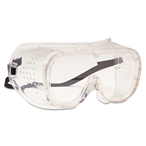 Bouton 248-4400-300 440 Basic Direct Vent Goggles, Clear Lens image number 0