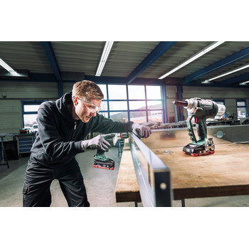 Metabo 600261890 BE 18 LTX 6 18V High Speed 3/8 in. Cordless Drill (Tool Only) image number 1