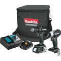 Makita CX200RB 18V LXT Lithium-Ion Sub-Compact Brushless 2-Piece Combo Kit image number 0