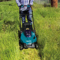 Makita XML02Z 18V X2 (36V) Cordless Lithium-Ion 17 in. Lawn Mower (Tool Only) image number 3