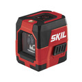 Skil LL932301 50 ft. Self-levelling Red Cross Line Laser with Integrated Rechargeable Lithium-Ion Battery image number 2