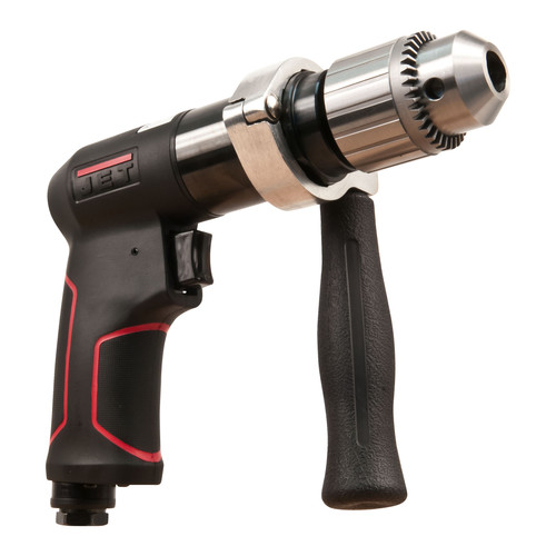 JET JAT-621 R12 1/2 in. Composite Reversible Air Drill