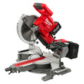 Milwaukee 2734-21HD M18 FUEL 9.0 Ah Cordless Lithium-Ion 10 in. Dual Bevel Sliding Compound Miter Saw