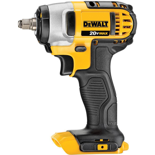Dewalt DCF883B 20V MAX Cordless Lithium-Ion 3/8 in. Impact Wrench with Hog Ring (Tool Only) image number 0