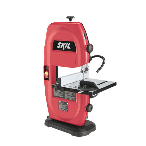 Factory Reconditioned Skil 3386-01-RT 9 in. Band Saw with Light