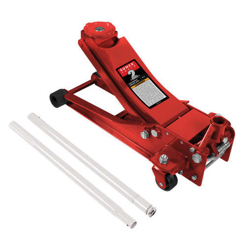 Sunex HD 6613A 2 Ton Capacity Low Profile Service Jack