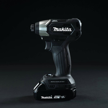Makita XDT15ZB 18V LXT Lithium-Ion Sub-Compact Brushless Impact Driver (Tool Only) image number 6