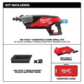 Milwaukee MXF301-2CP MX FUEL Brushless Lithium-Ion Handheld 6 in. Cordless Core Drill Kit (3 Ah) image number 1