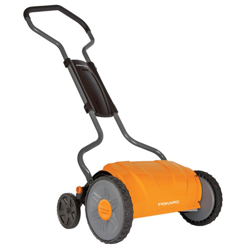 Fiskars 6208 17 in. StaySharp Push Reel Mower