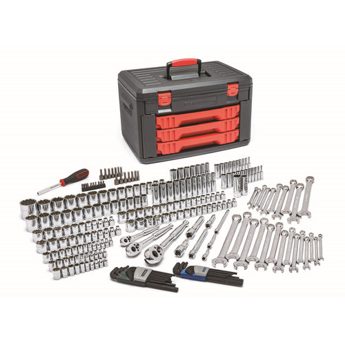 GearWrench 15 239-Piece SAE/Metric Mechanics Tool Set image number 0