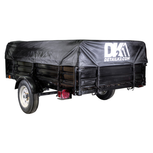 Detail K2 TC5X7 5 ft. x 7 ft. Heavy Duty Vinyl Trailer Cover image number 0