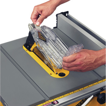 Factory Reconditioned Dewalt DWE7480R 10 in. 15 Amp Site-Pro Compact Jobsite Table Saw image number 4
