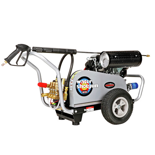Simpson 60243 WaterShotgun 5000 PSI 5.0 GPM Professional Gas Pressure Washer with Comet Triplex Pump image number 1