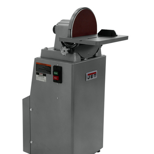 JET 414602 12 in. Industrial Disc Sander 1Ph image number 1