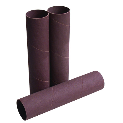 JET 575953 4 in. x 9 in. 100 Grit Sanding Sleeves (3 Pc)