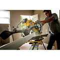 Dewalt DHS790AT2 MAX FlexVolt Cordless Lithium-Ion 12 in. Dual Bevel Sliding Compound Miter Saw Kit with Batteries and Adapter image number 4