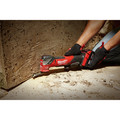 Milwaukee 2836-20 M18 FUEL Brushless Lithium-Ion Cordless Oscillating Multi-Tool (Tool Only) image number 15