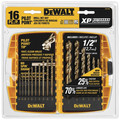 Dewalt DW1956 16-Piece Pilot Point and Drill Bit Set image number 1