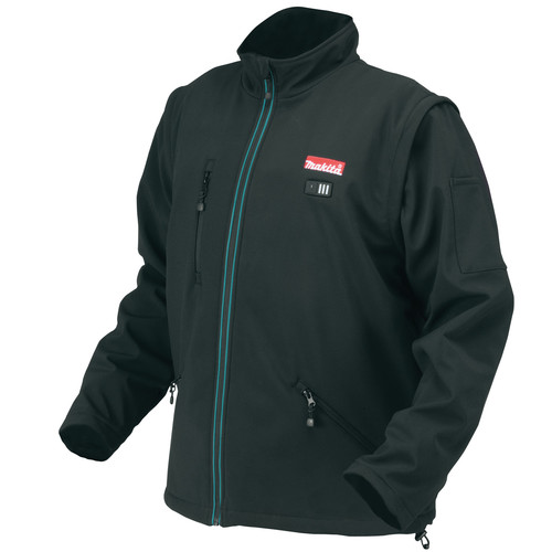 Makita DCJ200ZL 18V Lithium-Ion Heated Jacket