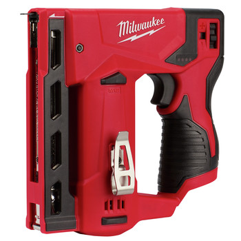 Factory Reconditioned Milwaukee 2447-80 M12 3/8 in. Crown Stapler (Tool Only)