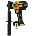 Dewalt DCK2100P2 20V MAX Brushless Cordless 1/2 in. Hammer Drill Driver / Impact Driver Combo Kit (5 Ah) image number 3