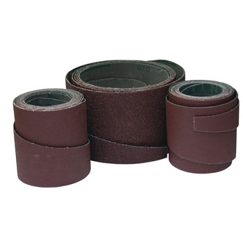JET 60-25080 25 in. - 80G Ready-To-Wrap Sandpaper (3 Pc)