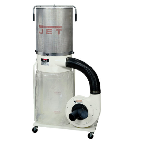 JET DC-1200VX-CK3 Vortex Dust Collector 2HP 3PH 230/460V2-Micron Canister Kit