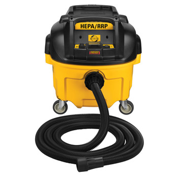 Dewalt DWV010 15 Amp 8 Gallon Dust Extractor Kit