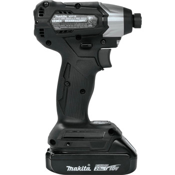 Makita XDT15ZB 18V LXT Lithium-Ion Sub-Compact Brushless Impact Driver (Tool Only) image number 14