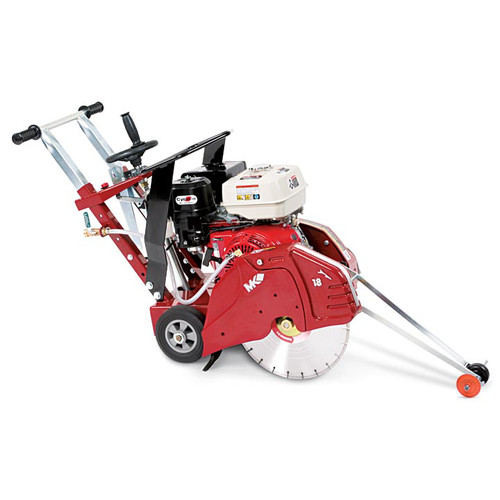MK Diamond MK-1613H Premium 18 in. Walk Behind Concrete Saw