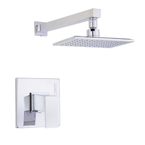 Danze D502562T Mid-Town 2.0 GPM 1-Handle Shower Only Trim Kit (Chrome)