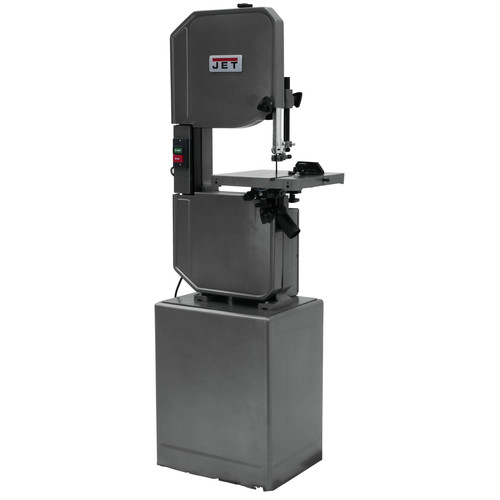 JET J-8203K 14 in. Three-Phase Vertical Wood/Metal Band Saw image number 0