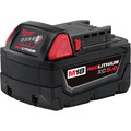 Milwaukee 2780-22 M18 FUEL 4-1/2 in. - 5 in. Paddle Switch Grinder with (2) REDLITHIUM Batteries image number 7