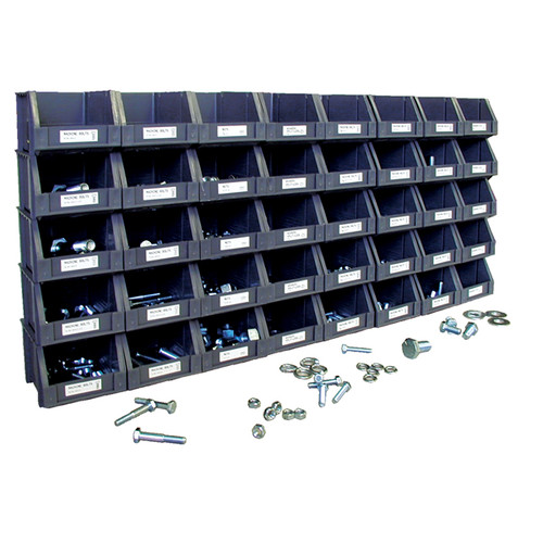 ATD 343 748-Piece SAE Nut & Bolt Assortment Set image number 0