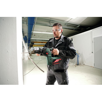Metabo 600795840 KHA 36 LTX 36V 1-1/4 in. SDS-Plus Rotary Hammer (Tool Only) image number 5