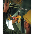 Dewalt DCD771C2 20V MAX Compact Lithium-Ion 1/2 in. Cordless Drill/Driver Kit (1.3 Ah) image number 3