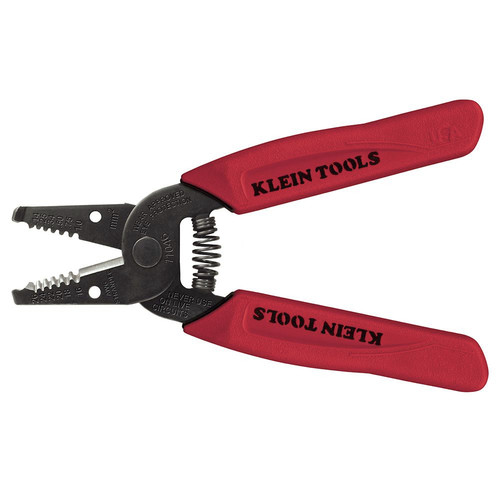 Klein Tools 11046 16 - 26 AWG Stranded Wire Stripper/Cutter image number 0