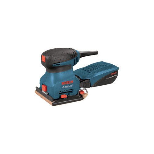 Factory Reconditioned Bosch 1297DK-RT 1/4-Sheet Finishing Sander Kit with SheetLoc image number 0