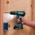 Factory Reconditioned Makita XPH10R-R 18V LXT Lithium-Ion Variable 2-Speed Compact 1/2 in. Cordless Hammer Drill Driver Kit (2 Ah) image number 6