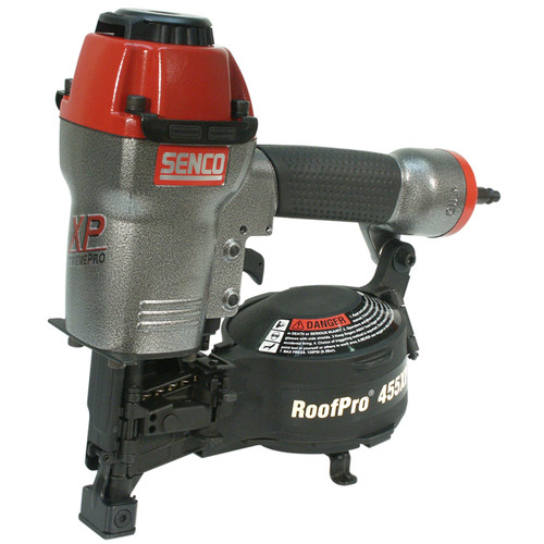 SENCO RoofPro 455XP XtremePro 15 Degree 1-3/4 in. Coil Roofing Nailer