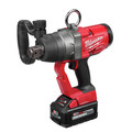 Milwaukee 2867-22 M18 FUEL 1 in. High Torque Impact Wrench Kit with ONE KEY and (2) 8.0 Ah Batteries image number 2