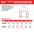 Milwaukee 203B-20XL M12 12V Li-Ion Heated AXIS Jacket (Jacket Only) - XL image number 4