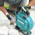 Makita XBU04ZV 18V X2 (36V) LXT Brushless Lithium-Ion Cordless Blower with Vaccum Attachment (Tool Only) image number 7